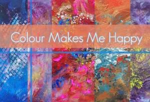 Colour Makes me Happy