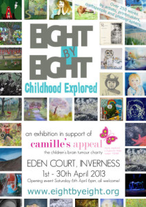 Exhibition Poster Eightbyeight Project