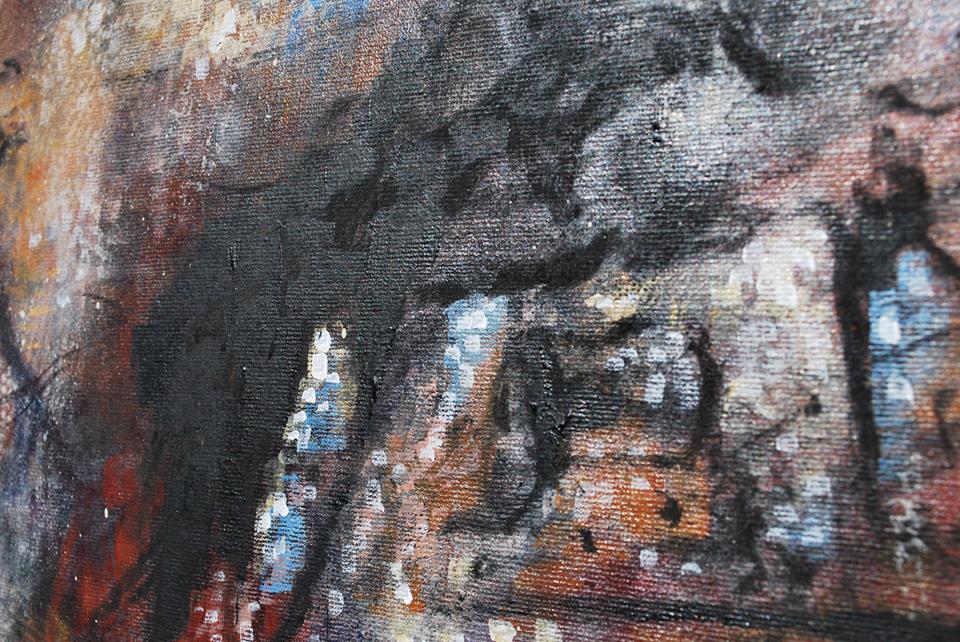 'Worked Bone Fragment' by Nicki MacRae
