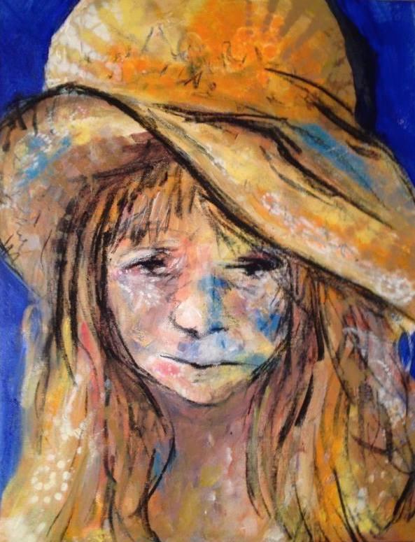 Portrait of Freya, 2013 - Nicki MacRae