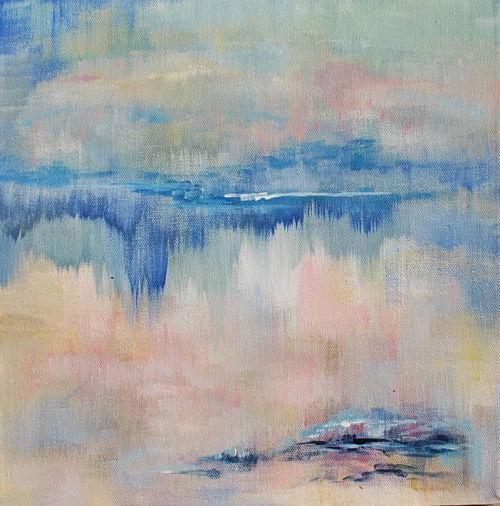 Lewis Landscape II - Nicki MacRae