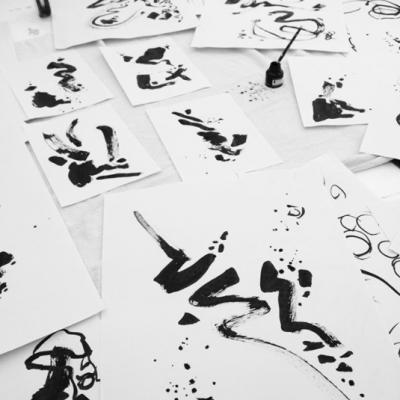 Mark Making - Nicki MacRae, Artist